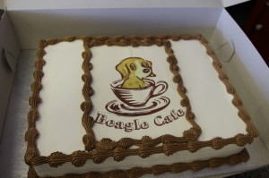 "photo ""Beagle Café"""