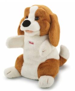 marionnette chien beagle